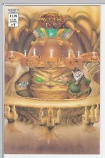 Tales From The Stone Troll Cafe #1 - Planet X Comics - Fine -Tony Basilicato