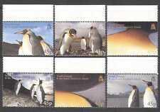 South Georgia 2005 PENGUINS/Birds Part I 6v set n15122