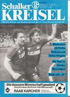 BL 86/87 FC Schalke 04 - 1. FC Kaiserslautern