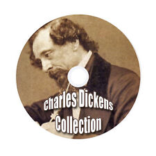 Charles Dickens Collection, 22 AudioBooks On 3 Disks