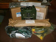 CLANSMAN MILITARY RACAL PRC350 GRADE 2 C/w ALL NEW OR RECON/REFURBISHED ANCILLS