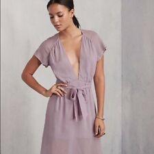 REFORMATION BRAND NEW Thalia Dress Size 0 XS Lavender