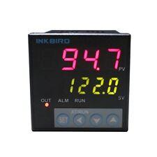 Inkbird Itc 106vh Pid Temperature Thermostat Controllers Fahrenheit Amp Centigr