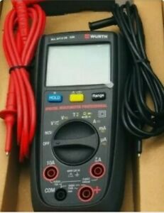 Würth Chauvin Arnoux  METRIX MTX 203 TRMS Digital-Multimeter 6.000 Punkte