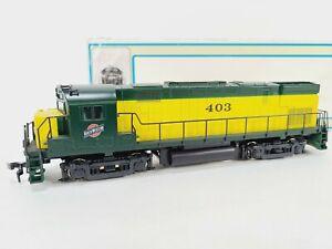 Atlas 8033 Chicago & North Western Alco C-425 Train Engine RD#403 HO Vintage NEW