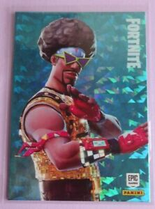 CRYSTAL Trading Cards FORTNITE Serie 1: 248 FUNK OPS