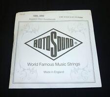 Rotosound Stainless Acciaio Singolo Stringa Bass SBL 050 per chitarra basso nn.