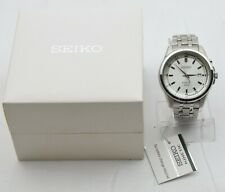Seiko Gents Kinetic Watch SKA629P1 Stainless Steel Boxed *UK SELLER*