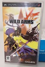WILD ARMS XF Playstation Portable PSP PAL ITA COMPLETO come nuovo
