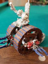 Skaven Doomwheel - Warhammer Fantasy Age of Sigmar - Metal OOP Partialy Painted