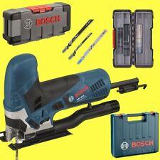 BOSCH Stichsäge GST 90 E  650 Watt + Bosch Stichsägeblatt-Set 30 teilig