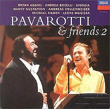 Pavarotti und Friends Vol. 2 (Live) von Pavarotti   CD   Zustand gut