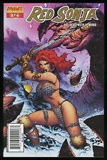 Red Sonja 12 Variant Comic Gold Foil Edition Ltd to 200 Jim Lee cvr Mel Rubi art