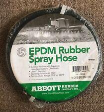 EPDM Agricultural Spray Hose 1/4