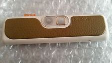 Brand New Nokia 7380 back cover Amber - Part. 0268155 Original