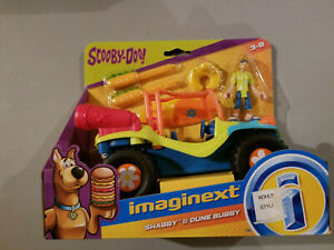 Fisher Price Imaginext Scooby Doo Shaggy Dune Buggy - New
