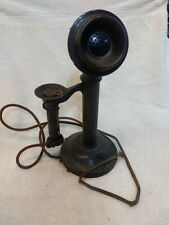 """Antique American Bell Telephone """"Candlestick� phone"""