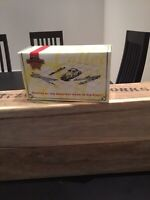 """MATCHBOX COLLECTABLES MADE FOR DINKY MICHELOB """"GOLF"""" CADDY MINT IN ORIGINAL BOX"""