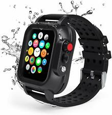 Apple Watch Series 5/4 Waterproof Case Band 40mm Rugged Protective Durable Cover