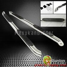 """3"""" S/S SIDE STEP NERF BAR 2008-2014 CHEVY SILVERADO 1500/2500 4 DR EXTENDED CAB"""
