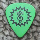 Mary J Blige // Concert Tour Guitar Pick ~ Green/Black