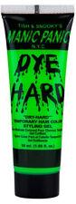 Electric Lizard Green Dye Hard Manic Panic Styling Gel 1.66 oz Washable Color