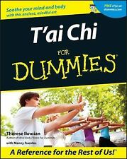 Tai Chi For Dummies (PAPERBACK)