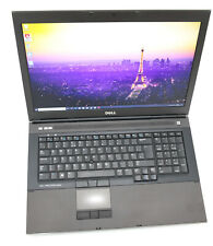 "Dell Precision M6800 17"" CAD Laptop: Core i7, Quadro, 240GB+HDD, VAT, Warranty"