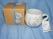 More details for mug me to you start with a smile tatty teddy bear  agm01069 new boxed bff