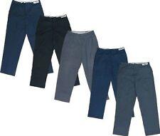 32x29 (5) Used Uniform Work Pants Cintas, Unifirst, Dickies, Redkap ect