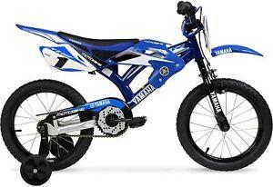 """Yamaha 12"""" Moto Child's BMX Boys Bike New"""