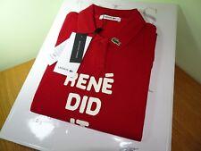 Camisa Polo Piqué LACOSTE Para Mujer de Algodón Talla FR34/36/38/40/42 PVP: - £ 120