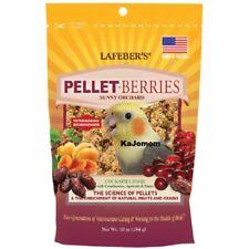 Lafeber PELLET BERRIES Cockatiel Parrot Food 10 oz Nutritious 4/21 Fruit