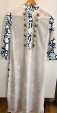 Dubai Abaya dress Jilbab Elegant Embroidered Dress Islamic Muslim Eid Ramadan