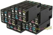 20 T701 non-OEM Ink Cartridges For Epson WorkForce Pro WP-4095DN WP-4515DN