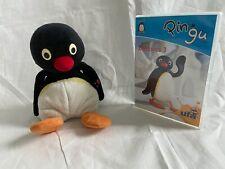 Pingu Stofftier mit DVD Classics 1 ca. 19cm