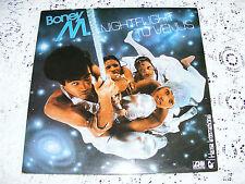 Boney  M    Nightflight   To  Venus   1978   Vinyl  LP  Record  Gatefold  Sleeve