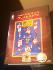"NBA HARDWOOD CLASSICS - ""BELOW THE RIM"" (DVD) LITTLE MEN OF THE NBA**New**"