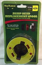 **New** Weed Warrior Bump Head Replacement Spool Trimmer Weedeater 15221-70416