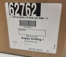 Weber Oem Genesis 330 Grill Manifold Assembly 62762