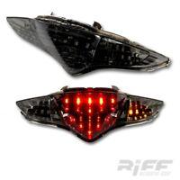 LED Rücklicht Heckleuchte Blinker Honda VFR 800 RC46 V Tec schwarz getönt smoked