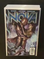 Marvel Comics Nova (2007 Series)#s 10-17, 19-22, 24,25, + 1 Shot, 15 Books Total