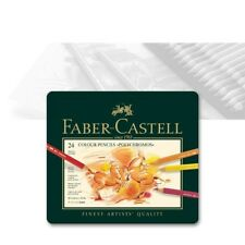 Polychromos Künstlerfarbstift - 24er Metalletui Faber-Castell 110024