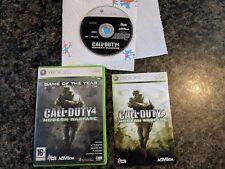 Call of Duty 4: Modern Warfare -- Edición Juego del Año (Microsoft Xbox 360,