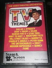 Favourite TV themes Cassette Tape