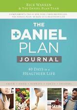 Daniel Plan Journal: 40 Days to a Healthier Life The Daniel Plan