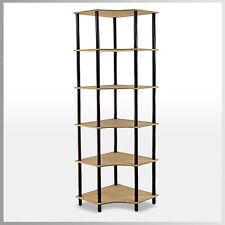 Holzregal Dedal-6w 175x56x56cm 6 Böden Bücherregal Kellerregal Büroregal