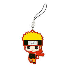 Naruto Shippuuden The Last Naruto Rubber Phone Strap NEW