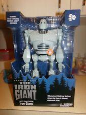 "Iron Giant 14"" Figure New Unopened Mint Warner Bros Wal-Mart Exclusive"
