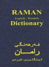 Raman - English-Kurdish Dictionary,Destey Ferheng